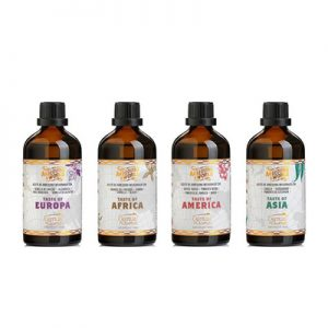 Aceite arbequina & word
