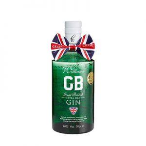 Destilada Ginebra Williams GB gin extra dry 1