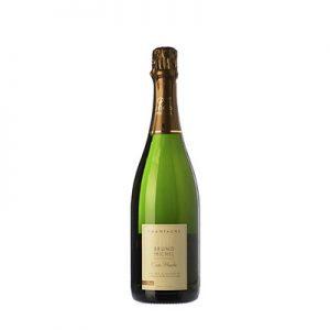 Champagne Bruno Michelle La Demi-Lune